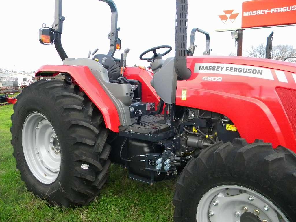 Used, 2015, Massey Ferguson, MF 4609, Tractors
