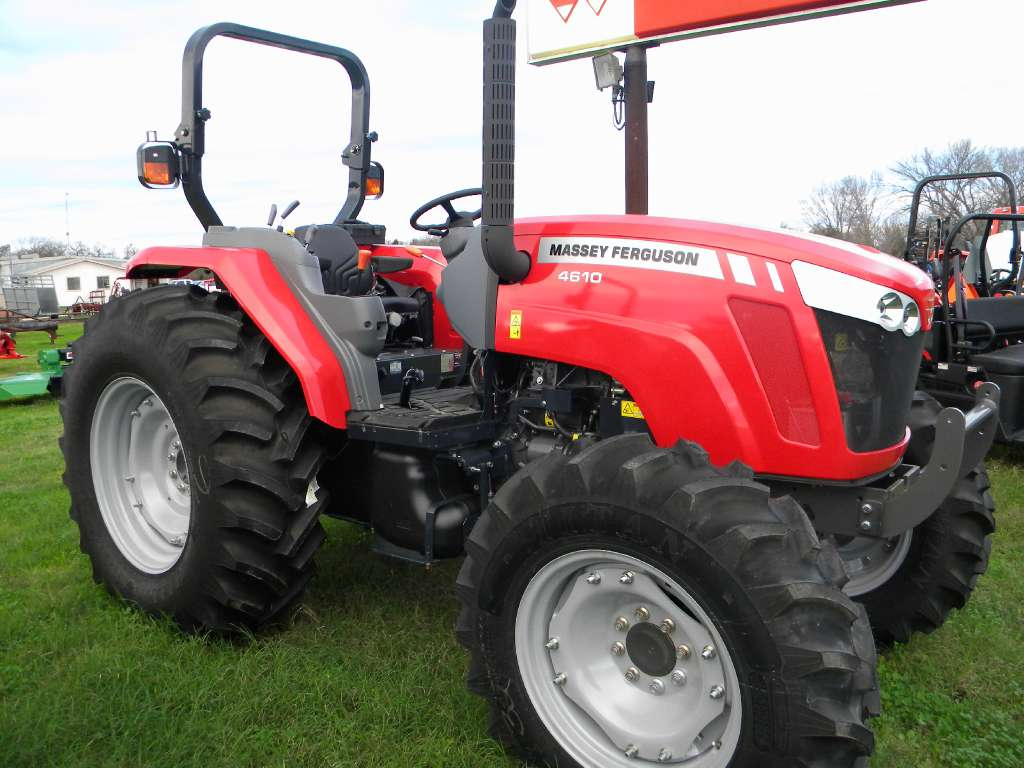 Used, 2015, Massey Ferguson, MF 4610, Tractors