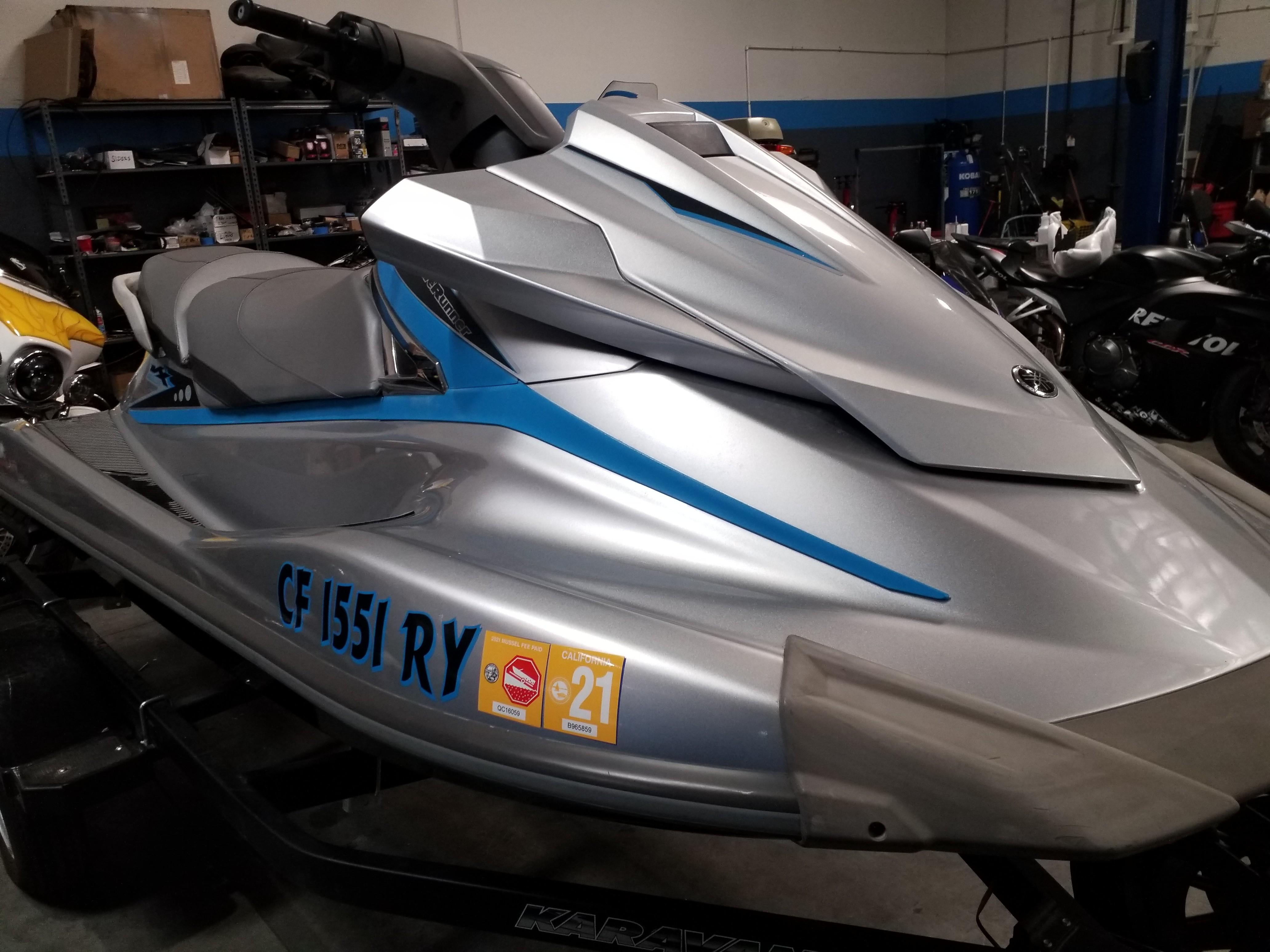 Used, 2015, Yamaha, waverunner, Watercraft