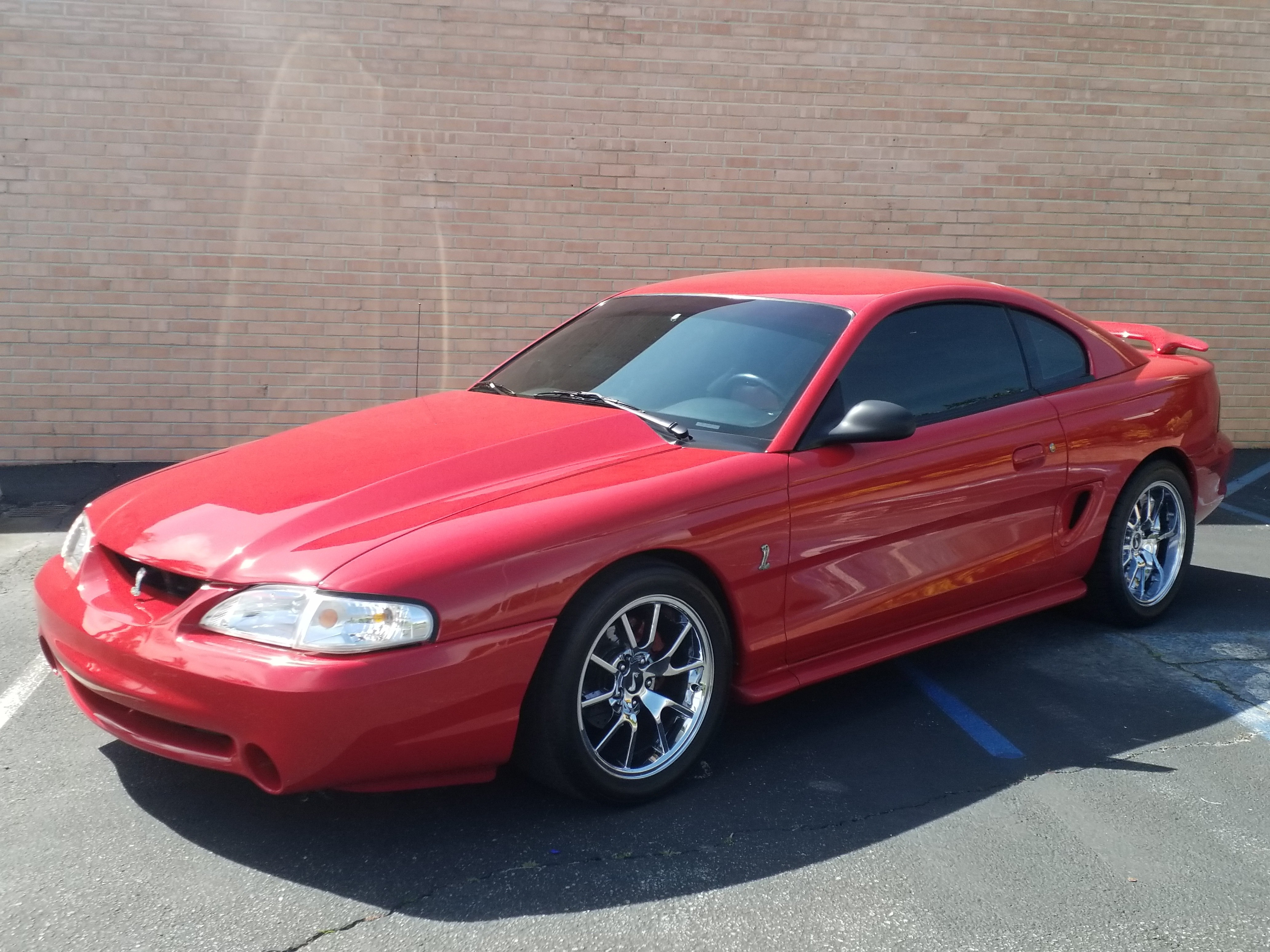 Used, 1994, Ford, MUSTANG COBRA MUST BE SOLD OUT OF STATE, Automobiles