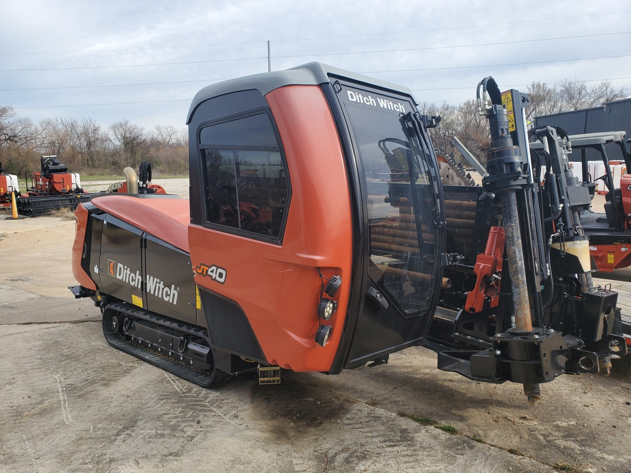 New, 2017, Ditch Witch, JT40 (Tier 4), Boring / Drilling Machines