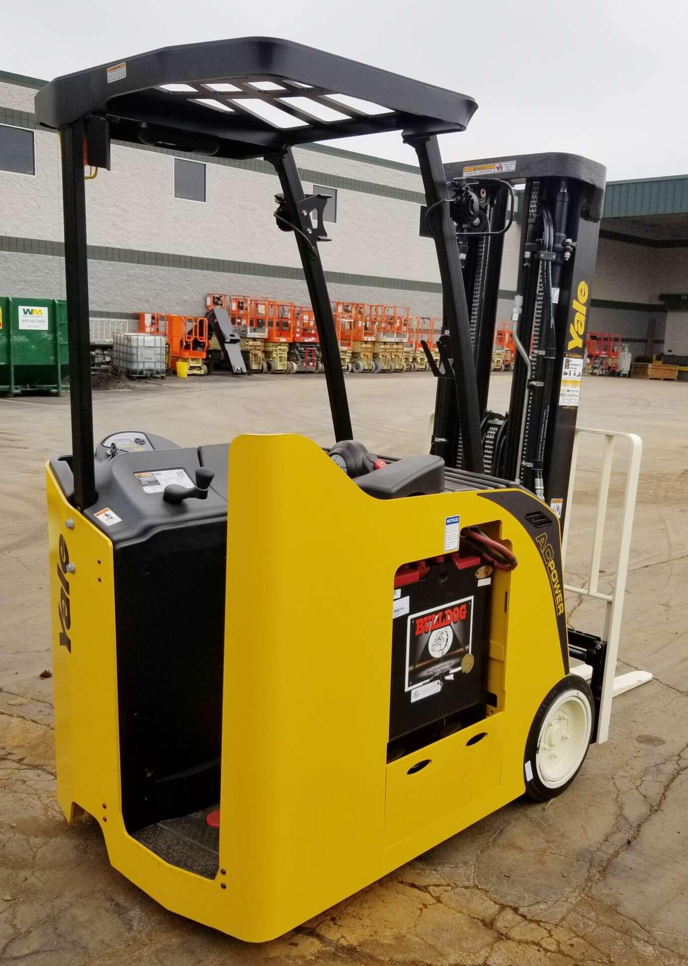 Used, 2019, Yale, ESC040AD, Forklifts / Lift Trucks