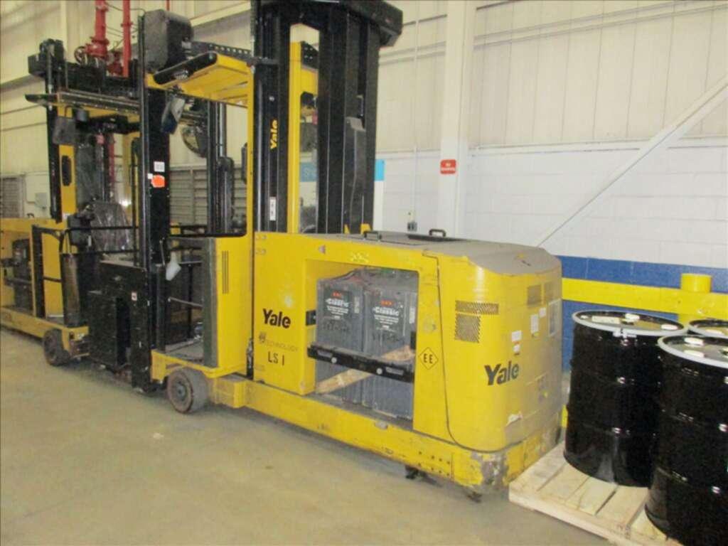 Used, 2011, Yale, NTA035SB, Forklifts / Lift Trucks