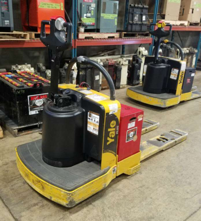 Used, 2012, Yale, MPE060LV, Forklifts / Lift Trucks