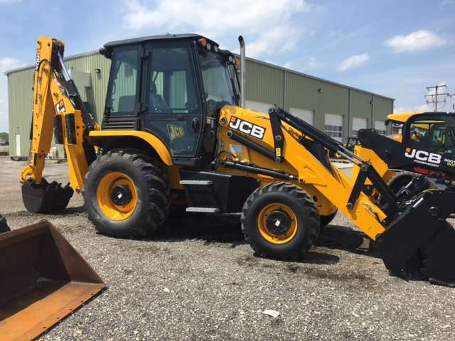 New, 2017, JCB, 3CX, Backhoe Loaders